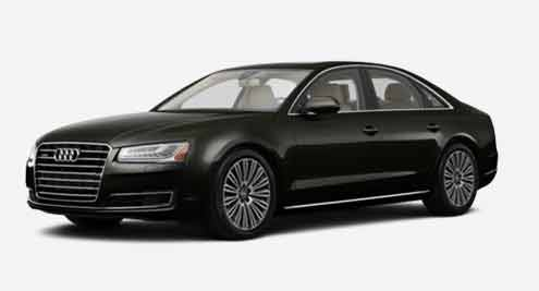 audi a8 2.5 engines